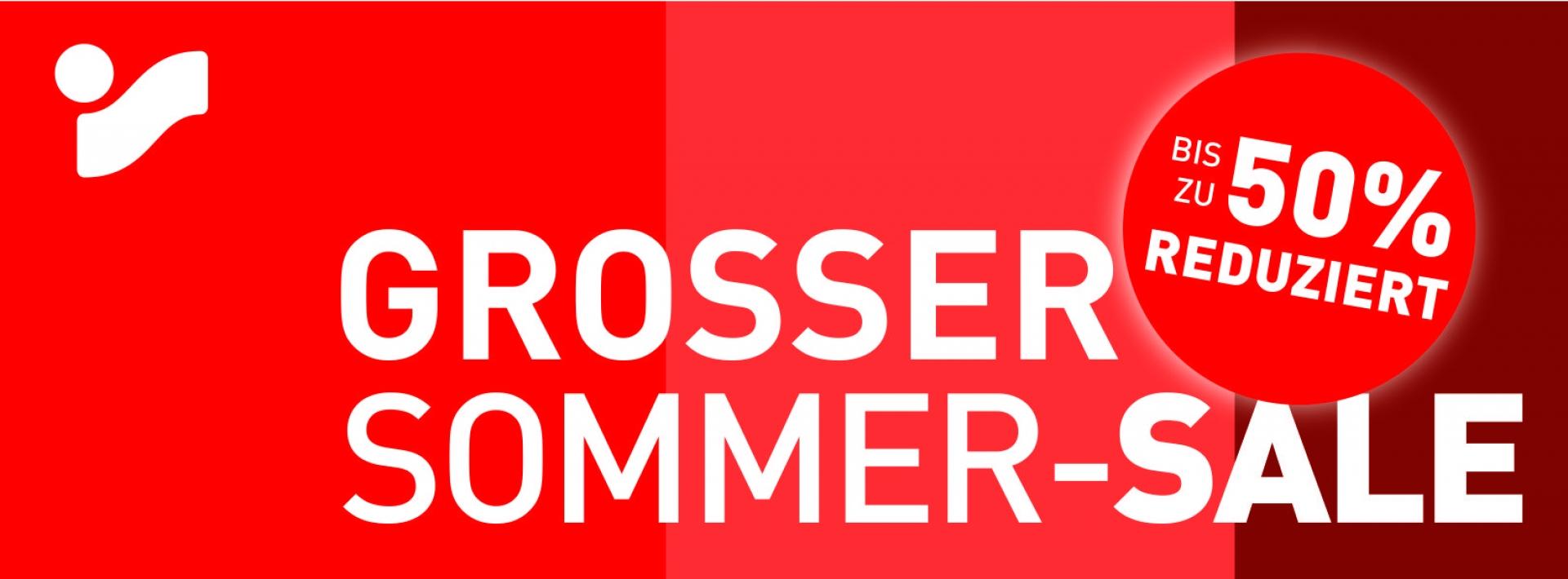 Slider Intersport Grosse 'Geschäft'